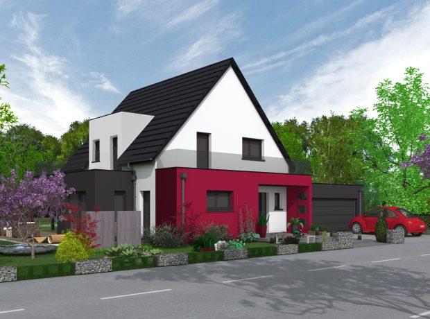 Découvrir le plan de maison DOMA#205 155