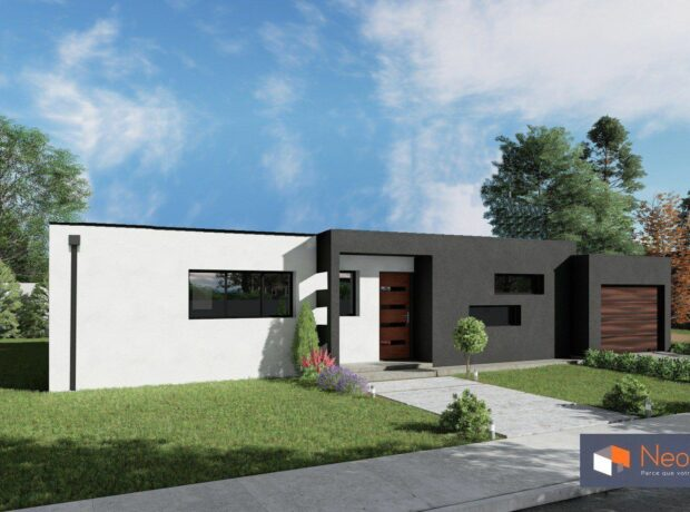 Découvrir le plan de maison DOMA#306 90