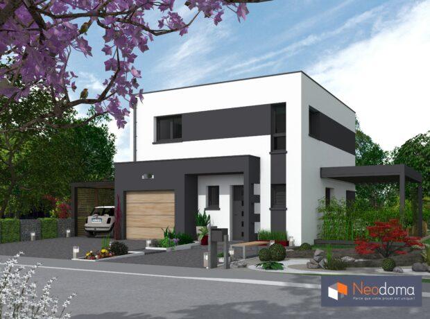 Découvrir le plan de maison DOMA#301