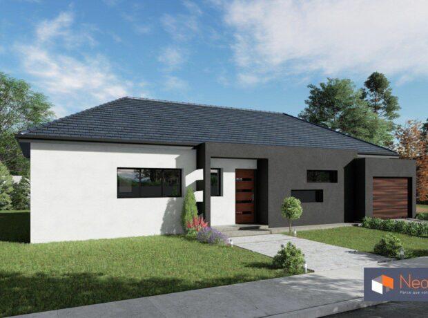Découvrir le plan de maison DOMA#206 90