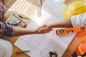les étapes de construction d'une maison